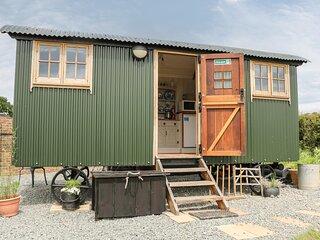 Shepherds Hut, Barcombe Cross