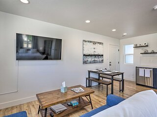 NEW! Adorable Studio, Walk to Dtwn Grand Junction!