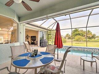 NEW! Rotonda West House w/ Private Pool & Lanai!