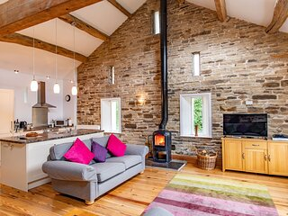 Crabtree Barn - relax in peace and luxury in the Yorkshire countryside