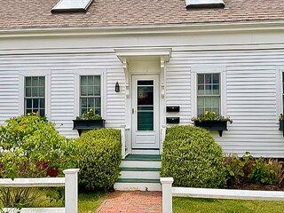 Charming East End Blumen House | Patio & Walkable Locale | Near Beaches