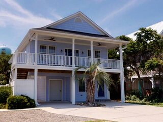 15% off Fall Bookings, Pool, Pet Friendly, Great Outdoor Kitchen, Close Beach Ac