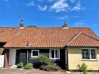 A quiet three bedroom bungalow with a heated swimming pool