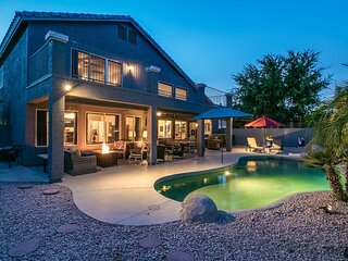 Spectacular Golf Course Home with Pool and Views!