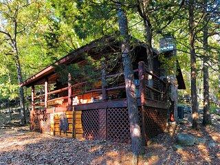 Cinnamon Valley - 'The Cherokee'