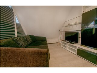 Amazing apartment in Bohinjska Bistrica with WiFi and 1 Bedrooms (SGR145)