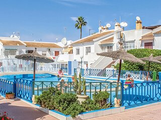 Stunning home in Torrevieja with WiFi and 1 Bedrooms (EBL921)