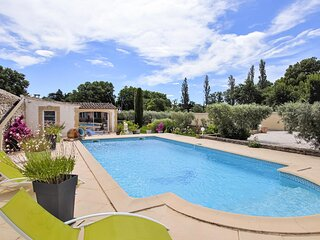 Nice home in Lancon de Provence with WiFi and 0 Bedrooms (FPB266)