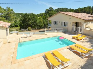 Beautiful home in Molières-sur-Cèze with WiFi and 3 Bedrooms (FLG290)