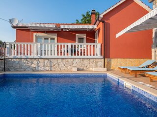 Amazing home in Kresevo with WiFi and 2 Bedrooms (CDE854)