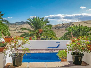 Stunning home in Pizarra with WiFi and 1 Bedrooms (EAC160)
