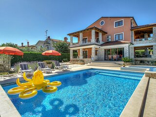 Nice home in Buje with WiFi and 4 Bedrooms (CIU273)