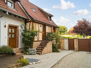 Amazing home in Odratzheim with WiFi and 2 Bedrooms (FDB027)