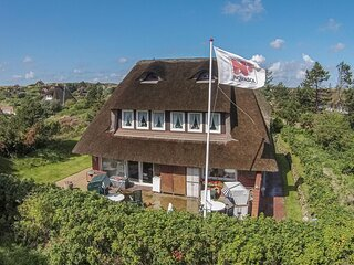 Amazing home in List OT Westerheide with WiFi and 1 Bedrooms (DST109)