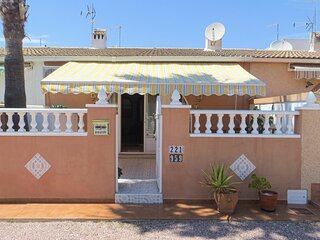 Awesome home in Torrevieja with 2 Bedrooms and WiFi (EBL518)
