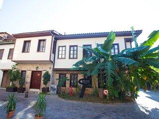 Sultan House with sun roof terrace in Kaleiçi