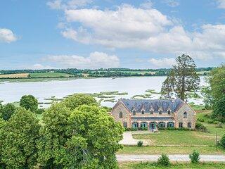 Le Manoir de Plessis Kaer - Lieu exceptionnel avec vue sur la riviere d'Auray