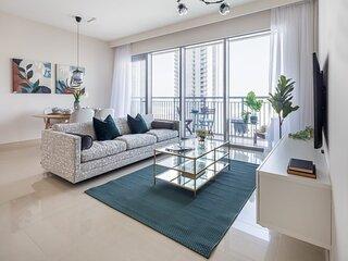 Pristine 1BR Apartment in Harbour Views!