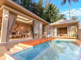 Hat Yai Villa Sleeps 3 with Pool and Air Con - 5811861