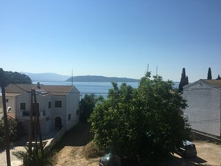 Two bedroom apartment Yannis with amazing sea view