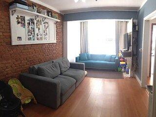 Casa com churrasq e WiFi no bairro da Liberdade/SP