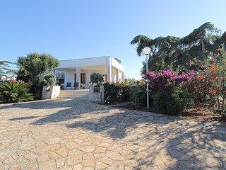 Villa vista mare - con veranda e giardino
