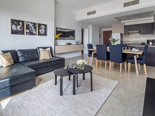 Modern and Spacious 2BR in the Heart of JVT!