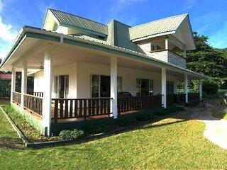 Casa Livingston - Luxury Villa - La Digue Seychelles