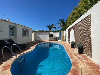 2 BEDROOM VILLA WITH PRIVATE POOL FOR HOLIDAYS RENTALS IN ALMANCIL