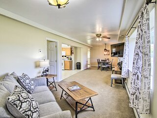 NEW! Updated Emigrant Apartment w/ Mountain Views!