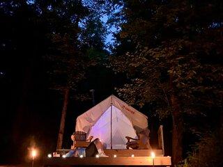 Tentrr Signature Site - Major's Mountain Camp & Float