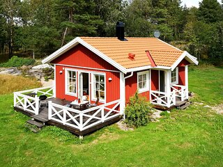 4 person holiday home in HENÅN