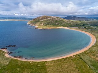 Tullagh Beach Cottage on The Wild Atlantic Way
