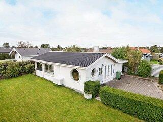 Elegant Holiday Home in Jutland near Sea