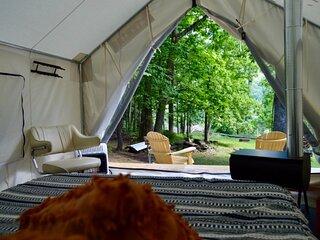 Tentrr Signature Site - Pat's Perch Camp & Float