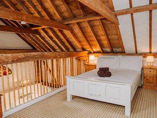 Swift Barn- luxury barn with gym & spa