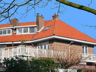 Luxury holiday home in The Hague with a beautiful roof terrace