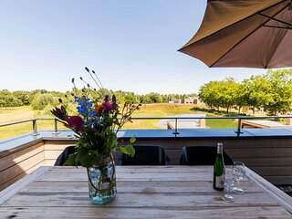 Wellness villa with a view, close to Maastricht