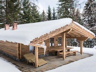 Modern chalet in Umlberg