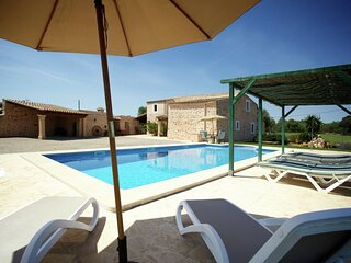 Holiday home in quiet area with private swimming pool