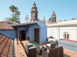 Traditional Holiday Home in Tenerife with Private Terrace