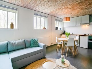 Cozy holiday home in Sint Maartensvlotbrug with a garden