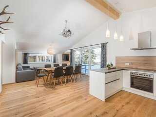 Panoramic-view Apartment in Schladming-Rohrmoos with Sauna