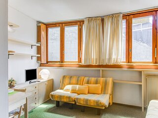 Cosy Apartment in Cervinia in a Skiing area