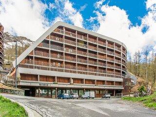 Cushy Apartment in Cervinia near Supermarket