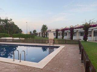 Encantadora casa en la playa, parque natural del Delta del Ebro
