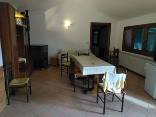 Relaxing Holiday Home in Cesio near Ginstro Alpine Pass