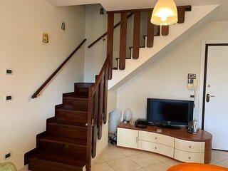Beautiful Apartment in Montesilvano next to Adriatic Sea
