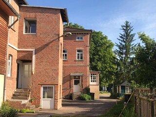 Comfortable Apartment in Naumburg near Bad Kosen Zoo