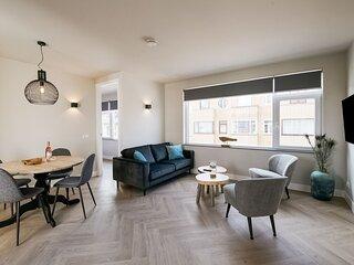 Comfy Apartment in Katwijk aan Zee with Roof Terrace